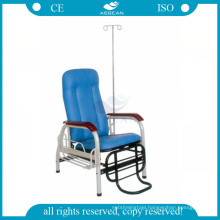 AG-TC001 CE ISO standard color optional infusion medical transfer chair