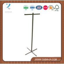 Nickel Plated Rack for Clothes Store