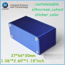 Caja de conexiones eléctrica a prueba de agua de aluminio