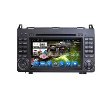 Android Quad core 1080P Car MP5 DVD player for Benz B200 with Built-in GPS 3G Wifi BT