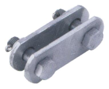 Power Line Hot dip Galvanized Steel P Clevis