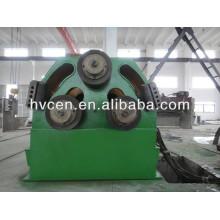 Barreira de canaleta de secção, Dobradeira de perfil hidráulico