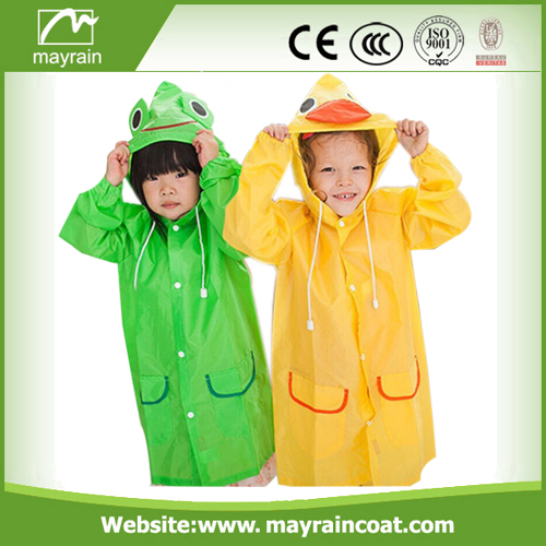 Lightweight waterproof PVC Rainsuit