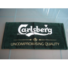 100% Cotton Bar Towel with Printed Logo (SST3010)