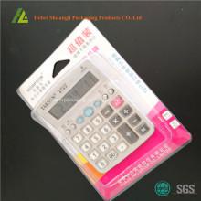 Блистерной упаковки раскладушка для калькулятора