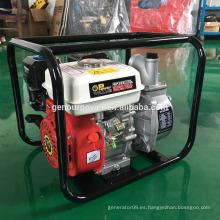 1inch 2inch 3inch 4inch precio barato de la bomba de agua de la gasolina por taizhou el surtidor de la bomba del motor de gasolina / la bomba de agua de gas