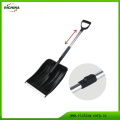 Telescopic Aluminum Handle Foldable Snow Shovel