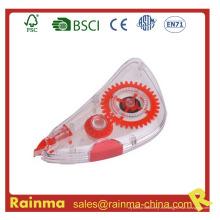 4m PS cinta de corrección de plástico para Offce Supply