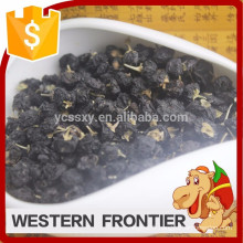 China QingHai dried style black goji berry