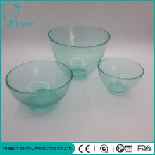 Dental Silicone Rubber Mixing bowl