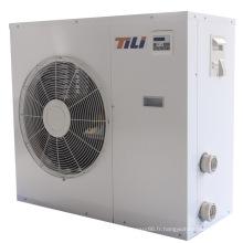 T3 de climatisation Source eau pompe à chaleur