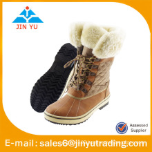 hot style warm wool boots for men
