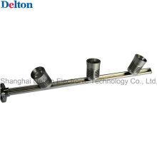 Iluminación de gabinete LED de luz flexible de plata de 3 luces (DT-ZBD-001)