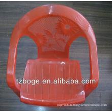 moule de chaise de bébé en plastique