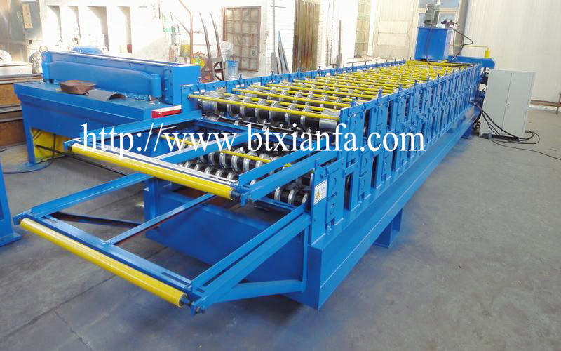 China Metal Roof Tiles Machine For Sale Tiles Manufacturers