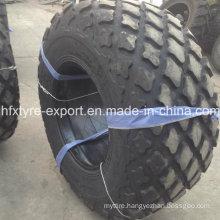 Roller Tyre, Sand Tyre 23.1-26 16.00-20 E-7 (R-3) Pattern Tyre OTR Tyre