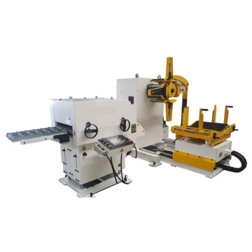 Auto Press Feeder Straightener Dan Uncoiler