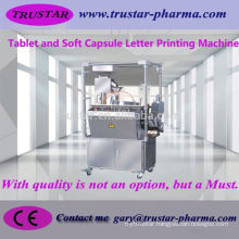 pharmaceutical equipment tablet letter printing machine