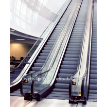 Secure energy-saving VVVF Drive Outdoor Escalator Price