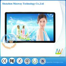 tela grande monitor do lcd de 65 polegadas com entrada de HDMI