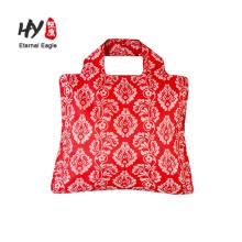 Складной многоразовые водонепроницаемый нейлон торговые продуктовые сумки