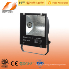 Factory low price outdoor 400W metal halide flood light/ metal halide fitting