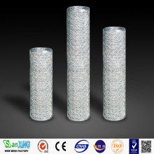 HOT DIPPED GALVANISERAD HEXAGONAL WIRE MESH