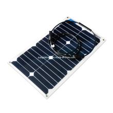 Компанией sunpower гибкая панель солнечных батарей 20W для Сбывания