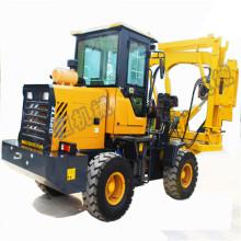 Load type Road guardrail drill machine