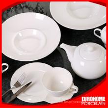 Европе ресторан и отель использовать фарфоровая посуда