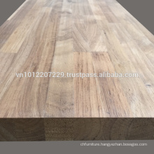 Thermo Rubber wood panel / Counter top / table top