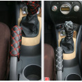 Full Set Seatbelt Cover, Hand Brake Cover, Gear Cover, Mirror Cover