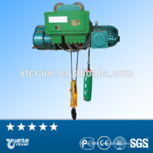Double speed hoist 3t