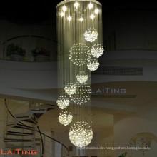 Morrocan Dekorationen k9 Kristallleuchter Licht und Beleuchtung Lampe für Hotel 92032
