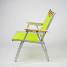 Silla al aire libre de uso General de mobiliario y Material de Metal camping plegable