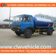 Dongfeng 4X2 Vacuum Suction Truck/Sewage Suction Truck