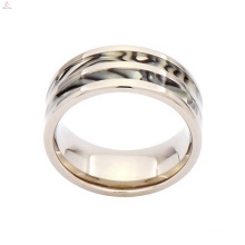 Wholesale custom titanium jewelry, titanium engagement ring
