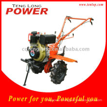 3-blades x 4 units x 2 pair (3+1 type; 24 blades in total) paddy field rotor Cultivator