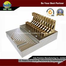 Precision Machining with Brass/Aluminium/Steel Material