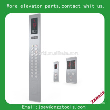 elevator cop lop elevator standard button panel cop and lop