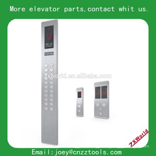 Elevador cop lop elevador padrão painel painel policial e lop