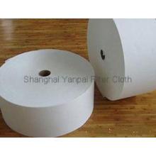 Filterpapier als Teebeutelpapier verwendet