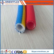 China fabricante de suministro de PVC de alta presión de la manguera de aire