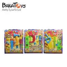 907120659 conjunto de ferramentas, conjunto de ferramentas de brinquedo de plástico
