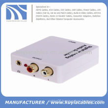 Digital to Analog Audio Decoder Converter Box