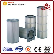 High Filtration Efficiency Filtros para cartuchos industriales