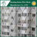 Valla de seguridad de ventana de acero inoxidable para protección