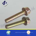 Alloy Steel Flange Bolt for Automobile (IFI-111)