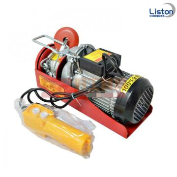 Mini Type Wire Rope Electric Hoist 1200 kg