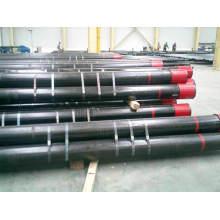 Precio de fábrica laminado en caliente H40 tubo de aceite con pintura de color negro